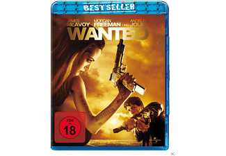 Wanted [Blu-ray]