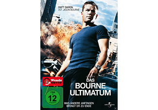 Das Bourne Ultimatum DVD