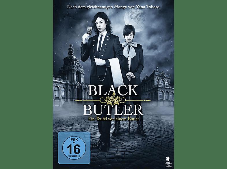 Black Butler [DVD]