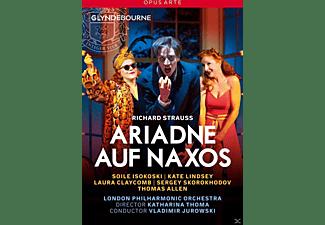 Soile Isokoski, Laura Claycomb, Sergey Skorokhodov, The London Philharmonic Orchestra, Allen Thomas - Ariadne Auf Naxos  - (DVD)