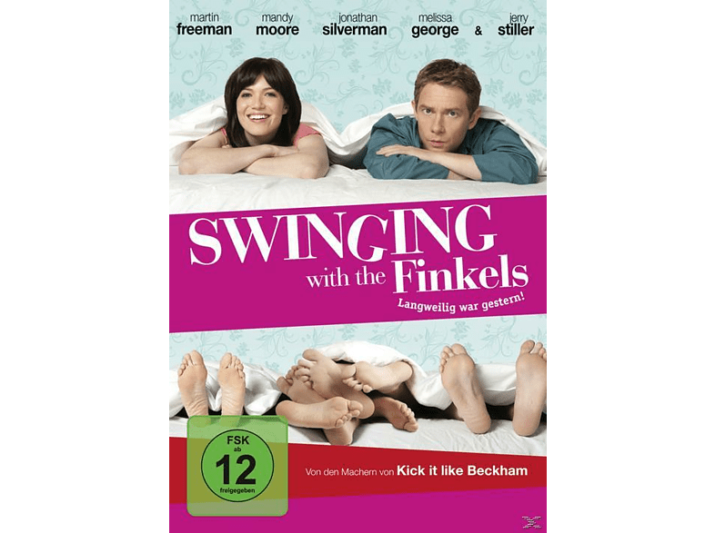 SWINGING WITH THE FINKELS [DVD]