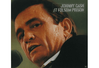 Johnny Cash - At Folsom Prison (Legacy Edition) - (CD + DVD)
