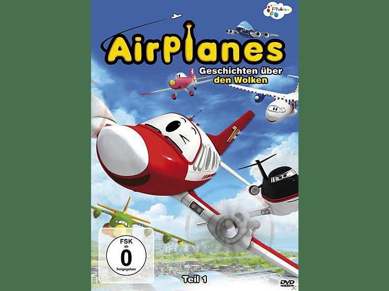 AirPlanes - Geschichten über den Wolken Teil 1 [DVD]