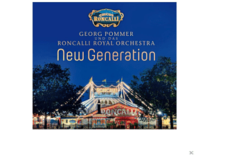 Georg/roncalli Royal Orchestra Pommer - Circus Roncalli-New Generation - (CD)