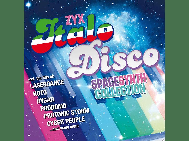 VARIOUS - Zyx Italo Disco Spacesynth Collection [CD]