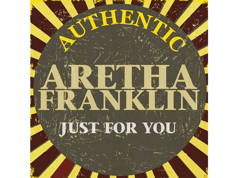 Aretha Franklin - Authentic Aretha Franklin - Just For You [CD]