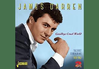 Darren James - Goodbye Cruel World  - (CD)