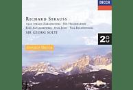 Wpo, Georg/wp/cso/sobr Solti - Also Sprach Zarathustra/Don Juan/+ [CD]