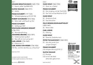 Michael Gees Christoph Pregardien - Between Life And Death/Songs & Aria  - (SACD Hybrid)