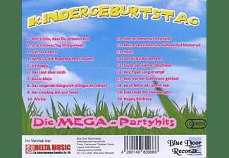 """Anna+elli - """"kindergeburtstag-Die Mega-Partyhits""""  - (CD)"""