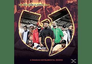 Wu-Tang Clan - Wu-Tang Classics Vol.2-Shaolin I  - (MC (analog))