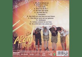 Die Alpenboys - Vollgas Party  - (CD)