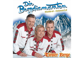 Bergdiamanten - Tiroler Berge - (CD)