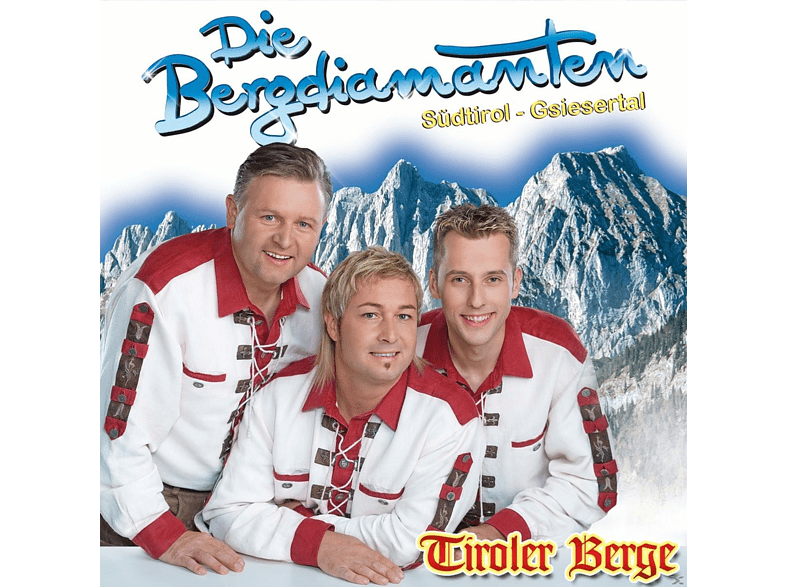 Bergdiamanten - Tiroler Berge [CD]