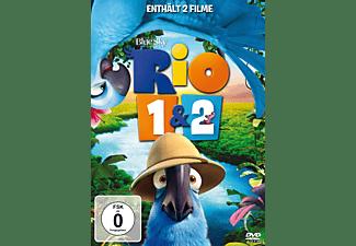 Rio 1 & 2 Box [DVD]