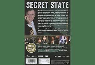 SECRET STATE DVD
