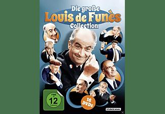 Louis de Funes Collection DVD