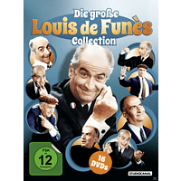 Louis de Funes Collection DVD
