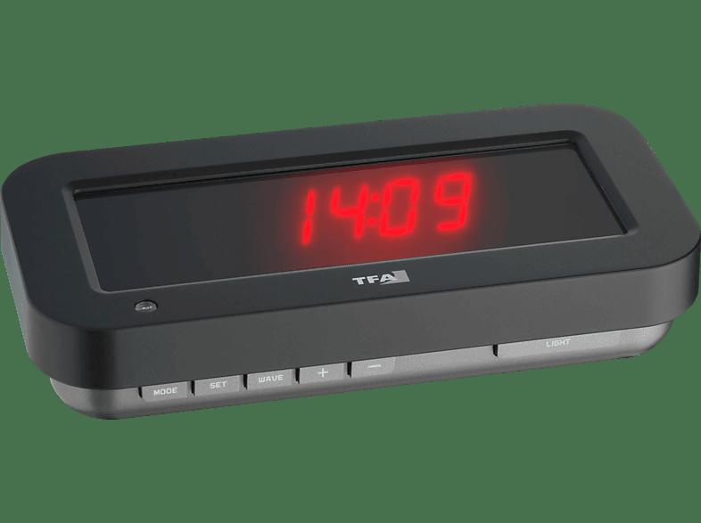 TFA 60.5009.05 Holoclock Funkuhr