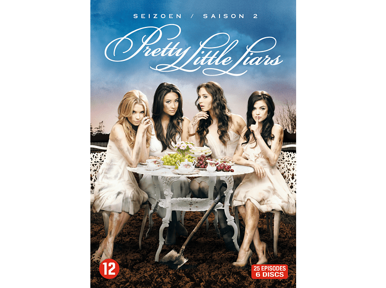 Pretty Little Liars Saison 2 Série TV