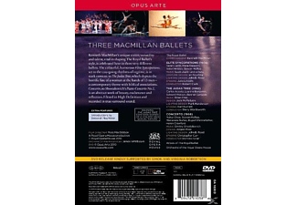 Orchestra Of The Royal Opera House, Royal Ballet - Elite Syncopations/Judas Tree/Concerto  - (DVD)