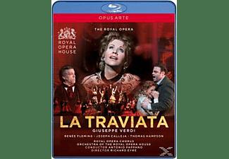 Pappano/Fleming/Calleja/Hampson - La Traviata  - (Blu-ray)