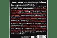 Michel Corboz - Oliver Charlier/ Orchestre d'Auvergne: Le 4 Saisons [CD]
