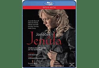 ROOCROFT/PAPPANO - Jenufa  - (Blu-ray)