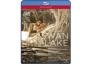 Ovsyanikov/Royal Ballet - Schwanensee  - (Blu-ray)