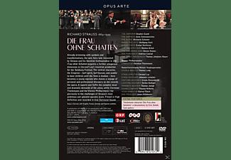 VARIOUS, Wiener Philharmoniker, Konzertvereinigung Wiener Staatsopernchor - Die Frau Ohne Schatten  - (DVD)