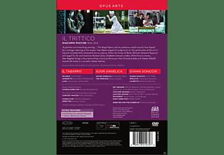 VARIOUS, Orchestra Of The Royal Opera House, Royal Opera Chorus - Il Trittico  - (DVD)