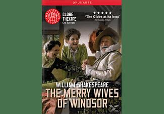 Benjamin/Evans/Woodward - The Merry Wives Of Windsor  - (DVD)