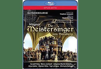 Prina/Fritsch/Rae, Jurowski/Finley/Jentzsch/Kränzle - Die Meistersinger Von Nürnberg  - (Blu-ray)