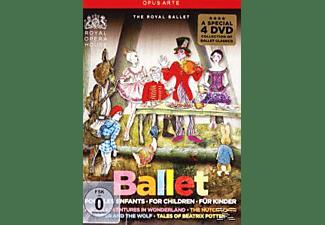 VARIOUS - Ballette Für Kinder  - (DVD)
