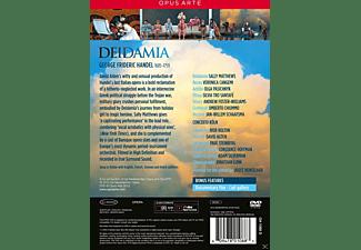 Sally Matthews, Olga Pasichnyk, Silvia Tro Santafe, Andrew Foster-Williams, Umberto Chiummo, Jan-Willem Schaafsma, Cangemi Veronica - Deidamia  - (DVD)