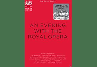 Renée Fleming, Joseph Calleja, Jonas Kaufmann, Diana Damrau, Bryn Terfel, Orchestra Of The Royal Opera House - An Evening With The Royal Opera  - (DVD)