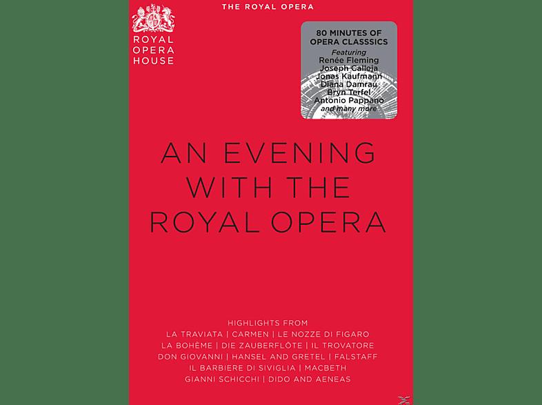 Renée Fleming, Joseph Calleja, Jonas Kaufmann, Diana Damrau, Bryn Terfel, Orchestra Of The Royal Opera House - An Evening With The Royal Opera [DVD]
