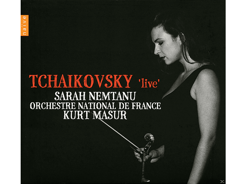 Sarah Nemtanu, Kurt Masur, Orchestre National De France - Violinkonzert: Sextett 'souvenir De Florence' [CD]