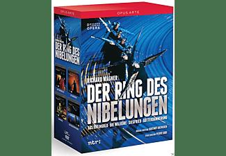 De Nederlandse Opera - Der Ring Des Nibelungen  - (DVD)