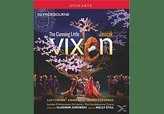 Jurowski/Glyndebourne/Crowe/Be, Jurowski/Crowe/Bell/Leiferkus - Cunning Little Vixen (Schlaues Füchslein)  - (Blu-ray)