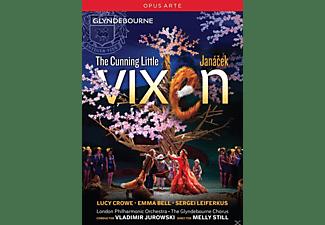 Emma Bell, Sergei Leiferkus, The London Philharmonic Orchestra, Lucy Crowe, Glyndebourne Chorus - Cunning Little Vixen (Schlaues Füchslein)  - (DVD)