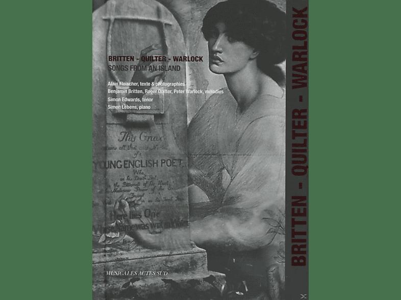 Simon Edwards, Simon Lebens, Alain Fleischer - Songs From An Island [CD]