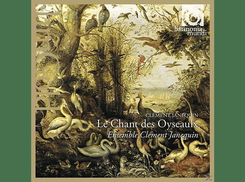 Ensemble Cement Janequin - Le Chant Des Oyseaulx [CD]
