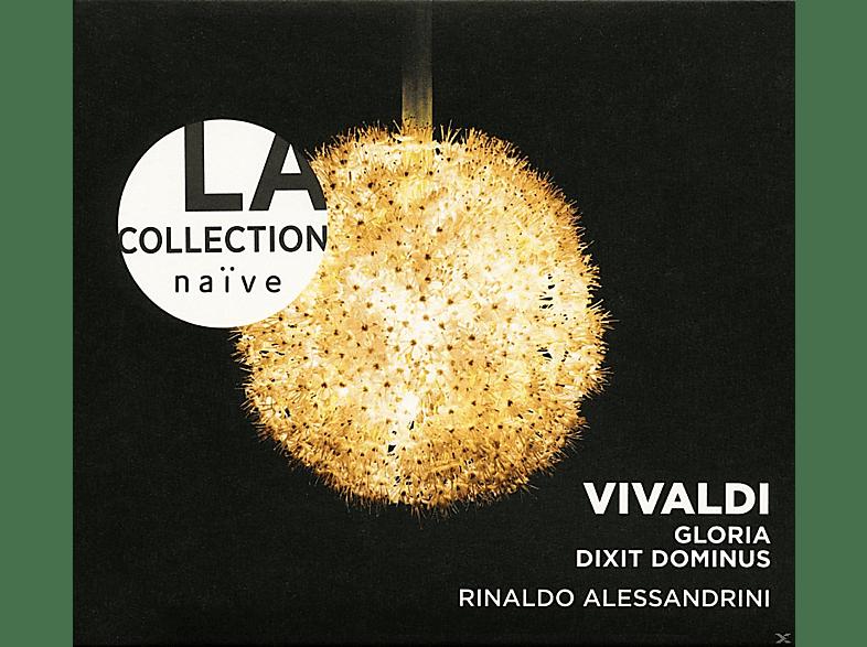 Concerto Italiano, Sara Mingardo, Alessandrini Rinaldo - La Collection Naive-Gloria / Dixit Dominus [CD]