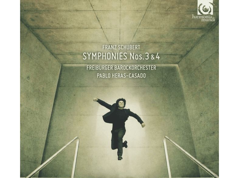 Freiburger Barockorchester - Sinfonien 3 & 4 [CD]