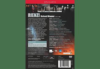 Kerl Torsten, Marika Schönberg, Daniela Sindram, Choeur du Capitole, Coro dell'Accademia Teatro alla Scala di Milano, Orchestre National Du Capitole - Rienzi  - (DVD)