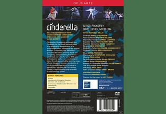Anna Tsygankova, Matthew Golding, Dancers of Dutch National Ballet, Holland Symfonia - Cinderella  - (DVD)