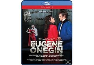 Krassimira Stoyanova, Ticciati/Keenlyside/Stoyanova - Eugen Onegin  - (Blu-ray)