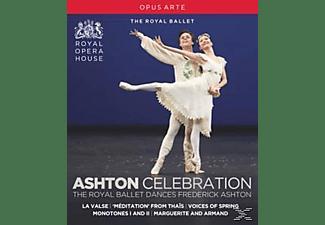 Royal Ballet London, Royal Ballet - Ashton Celebration  - (Blu-ray)