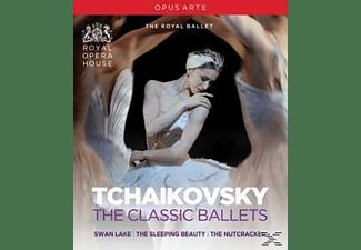 Ovsyanikov/Royal Opera House, Royal Ballet - The Classic Ballets  - (Blu-ray)